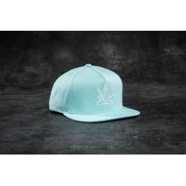 HUF Apparel 420 Triple Triangle Snapback Mint