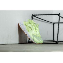 Nike Wmns Air Huarache Run Barely Volt/ White-Gum Yellow