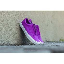 Vans Old Skool (Neon Leather) Neon Purple