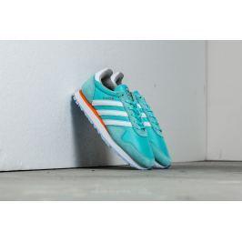 adidas Haven Clear Aqua/ Ftw White/ Easy Orange
