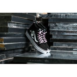 Vans Sk8-Hi Kids Zip Hidden Kittens Black/ True White