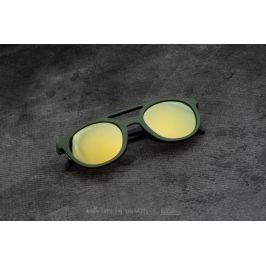 adidas x Italia Independent AOR001 Sunglasses Black/ Sky Led