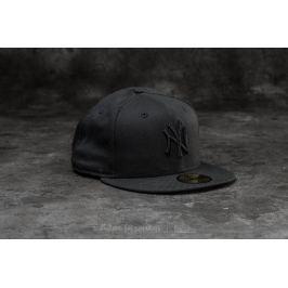 New Era 59Fifty Black On Black New York Yankees Cap Black