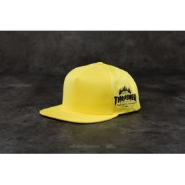 HUF x Thrasher Tour De Stoops Snapback Yellow