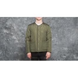 Stüssy Quilted Military Jacket Olive
