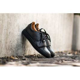 Marco Laganà Sneaker Strap Black Leather - Black Sole