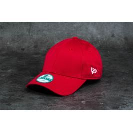 New Era Basic 9Forty Cap Scarlet/ White