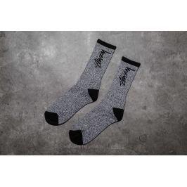 Stüssy Stock Socks Black/ White