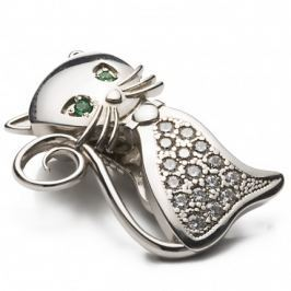 Shoeclipper Kat-ching Silver