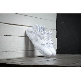 Nike Huarache Run GS White/ White-Pure Platinum