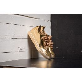 Marco Laganà Sneaker Low Gold/ Gold