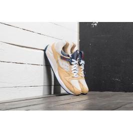 "Saucony x Sneakersnstuff Grid 9000 ""Business Class"" White Wheat/ Birch"