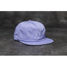 HUF Wash Triple Triangle Snapback Purple
