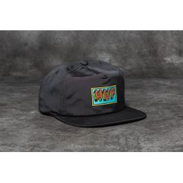 HUF Mar Vista Snapback Black