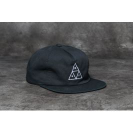 HUF Wash Triple Triangle Snapback Black