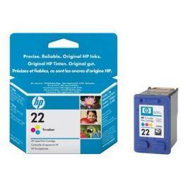 Hp 22 - C9352AE - cartucho de impresión - color (cian, magenta, amarillo)