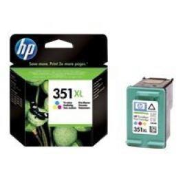 HP 351XL - CB338EE - cartucho de impresión - color (cian, magenta, amarillo)