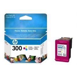 HP 300 - CC643EE - cartucho de impresión - color (cian, magenta, amarillo)