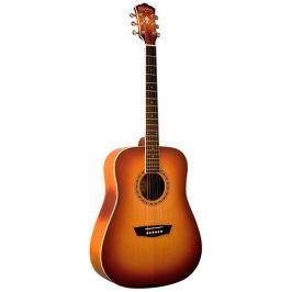 Washburn Guitarra Acústica WD-7SACSM(ATB)