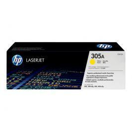 HP Toner CARTRIDGE 305A YELLOW