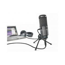 Audio-Technica Micrófono AT2020 USB+