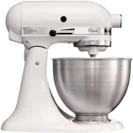 Kitchen Aid Robot Cocina 5K45SSEWH Classic