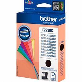 Brother Cartucho de Impresión LC223BKBP