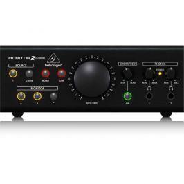 Behringer Amplificador de Auriculares MONITOR2USB