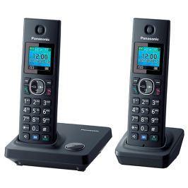 Panasonic Teléfono KX-TG7852SPB