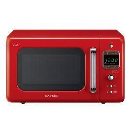 Daewoo Microondas KOG-6LBR Rojo
