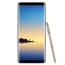 Samsung Smartphone Galaxy Note 8 Dorado