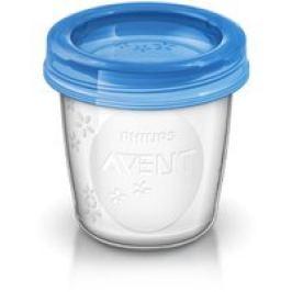 AVENT Sistema de recipientes para leche materna
