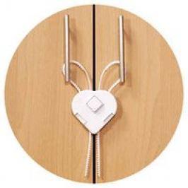 Reer Cierre para armarios con banda flexible