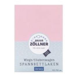 Zöllner Sábana bajera ajustable Jersey para cuna balancín