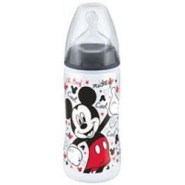 NUK Disney Mickey FIRST CHOICE+ Biberón, 300 ml