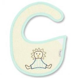 Sterntaler Babero con velcro para bebés