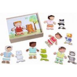 Haba Puzzle de madera Niños del Mundo