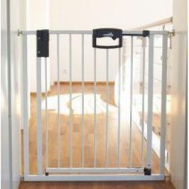 Geuther Barrera de seguridad para puertas Easylock, blanco