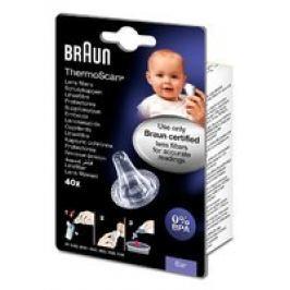 Tapas protectoras para termómetros oidos ThermoScan de Braun