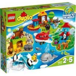 Alrededor del mundo Lego Duplo