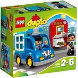 Patrulla de policía LEGO Duplo