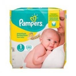 Pañales Premium Protection talla 1 Pampers – New Baby –
