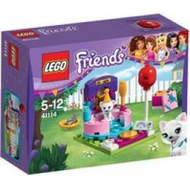 Fiesta de moda LEGO Friends