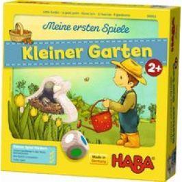 """Mis primeros juegos """"Pequeño jardin"""" Haba"""