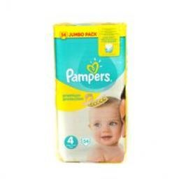 Pañales Premium Protection talla 4 Maxi Pampers