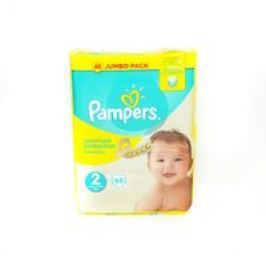 Pañales Premium Protection talla 2 Mini Pampers – New Baby –