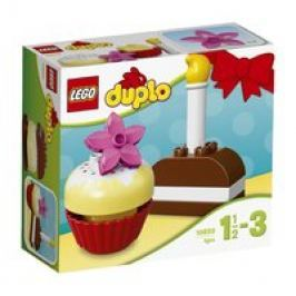 Mis primeros pasteles LEGO Duplo