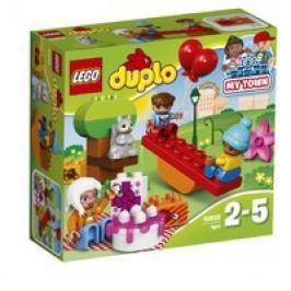 Fiesta de cumpleaños LEGO Duplo