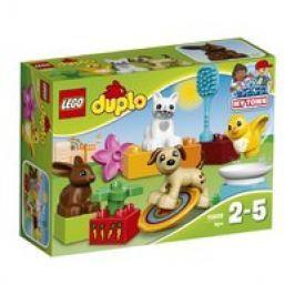 Mascotas familiares LEGO Duplo