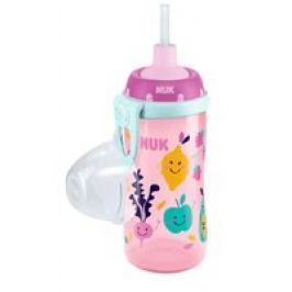 Vaso con pajilla Flexi NUK